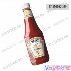 Кетчуп Heinz острый 570 гр