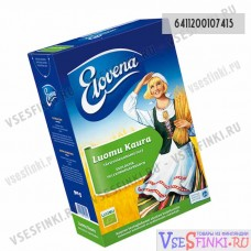 Овсяные хлопья Elovena (органические) 900гр