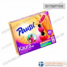 Мюсли Paussi (клубника,малина,смородина) 6штх33 гр