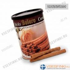 Вафельные трубочки Bolero (фундук) 400 гр