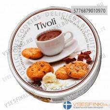 Печенье Tivoli с шоколадом 150гр