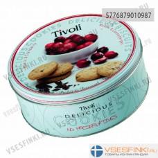 Печенье Tivoli с шоколадом и клюквой 150гр