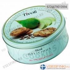 Печенье Tivoli с грушей и карамелью 150гр