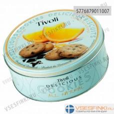 Печенье Tivoli с шоколадом и апельсином 150гр