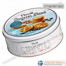 Печенье Tivoli без сахара 142 гр