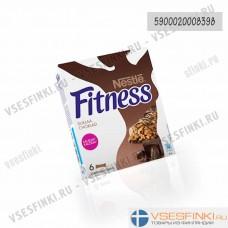 Мюсли Fitness (чёрный шоколад) 6штх23,5гр