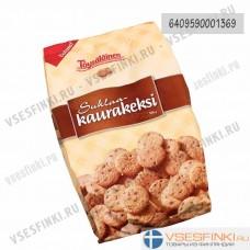 Печенье Toysalainen(с шоколадной крошкой) 500 гр