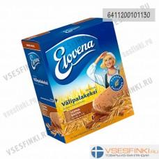 Печенье Elovena овсяное с корицей 10x30гр