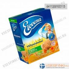 Печенье Elovena овсяное с фруктами 10x30гр