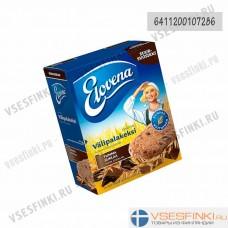 Печенье Elovena 10шт x30гр (тёмный шоколад)