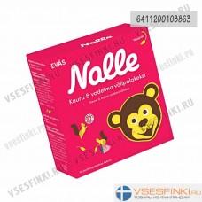 Детское печенье Nalle (с малиной) 150гр
