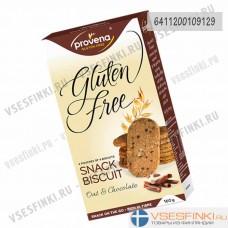 Печенье Provena (с темным шоколадом) 160гр