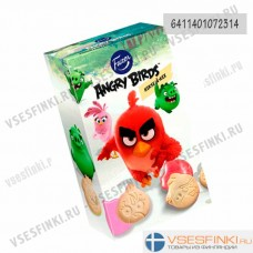 Детское печенье Angry birds 175 гр