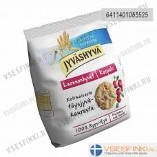Печенье Jyvashyva (овсяное склюквой) 230 гр
