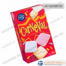 Детское печенье Fazer Carneval (карнавал) 200гр