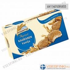 Печенье Jyvashyva (овсяное с ванилью) 300гр