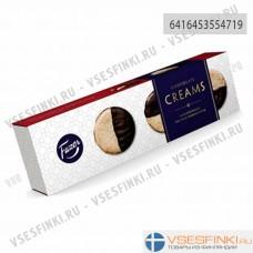 Печенье Fazer ореховая и шоколадная начинка 100гр
