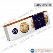 Печенье Fazer молочный шоколад и миндаль 100гр