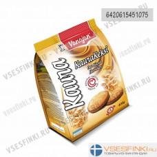 Печенье Vanajan Kaurakeksi овсяное 400 гр