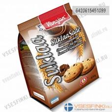 Печенье Vanajan Keksit овсяное 400 гр