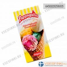 Вафельные трубочки Pappagallo для мороженого 10шт110гр