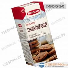 Печенье Semper (шоколад) 150 гр