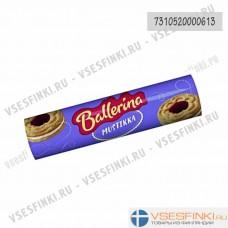 Печенье Ballerina (черника) 190 гр