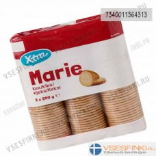 Печенье X-tra Marie 3х200 гр
