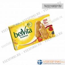 Печенье Belvita йогуртовое с ягодами 250гр