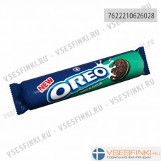 Печенье Oreo с мятной начинкой 154гр
