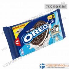 Печенье Oreo оригинал с ванильной начинкой 264гр