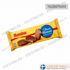 Печенье Marabou Choco Moment 180 гр