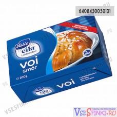 Сливочное масло Valio Eila voi: несоленое (0,8%) 200 гр