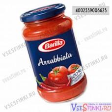 "Соус томатный Barilla ""Аррабиата"" 400гр/380мл"