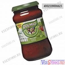 Соус томатный Dolmio для пасты с базиликом органический 350мл