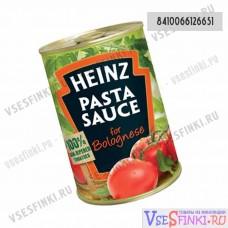Соус томатный Heinz: Болоньезе400мл