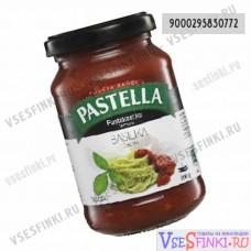 Соус томатный Pastella для пасты с базиликом200мл