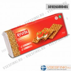 Хлебцы ржаные Ryvita 400 гр