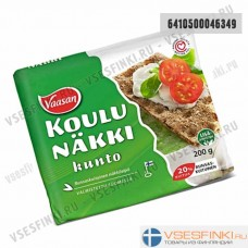 Хлебцы ржаные Vaasan Kunto 200 гр