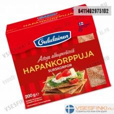 Хлебцы Oululainen 200 гр