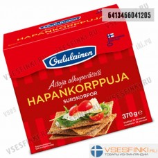 Хлебцы Oululainen 370 гр