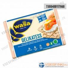 Хлебцы ржаные Wasa 270 гр