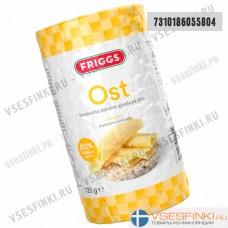Рисовые лепёшки Friggs Ost с сыром 125гр