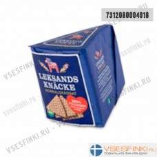 Хлебцы ржаные Leksands 200 гр