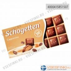 Шоколад Shogetten молочный капучино 100гр