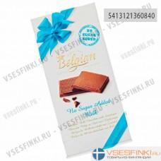 Шоколад Belgian бельгийский молочный 100 гр