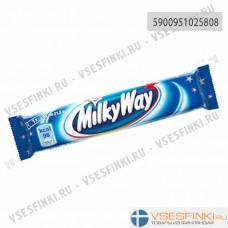 Шоколадный батончик Milky Way с суфле 21,5гр