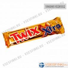 Батончик Twix 75 гр