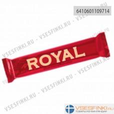 Шоколадный батончик Royal молочный 42 гр