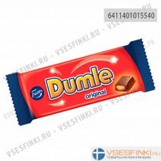 Шоколад Fazer Dumle со сливочной помадкой 100гр